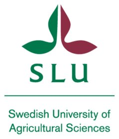 Swedish University of Agricultural Sciences Sweden - Contact person: Andreas Seiler